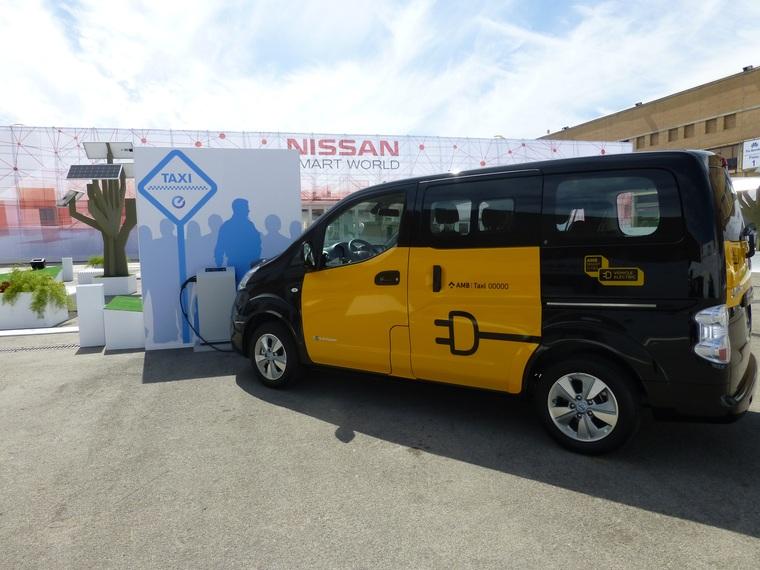 Nissan E-N200