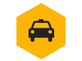 Icona online english for taxi driver